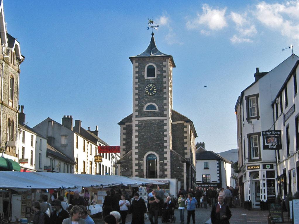 Keswick Market Town