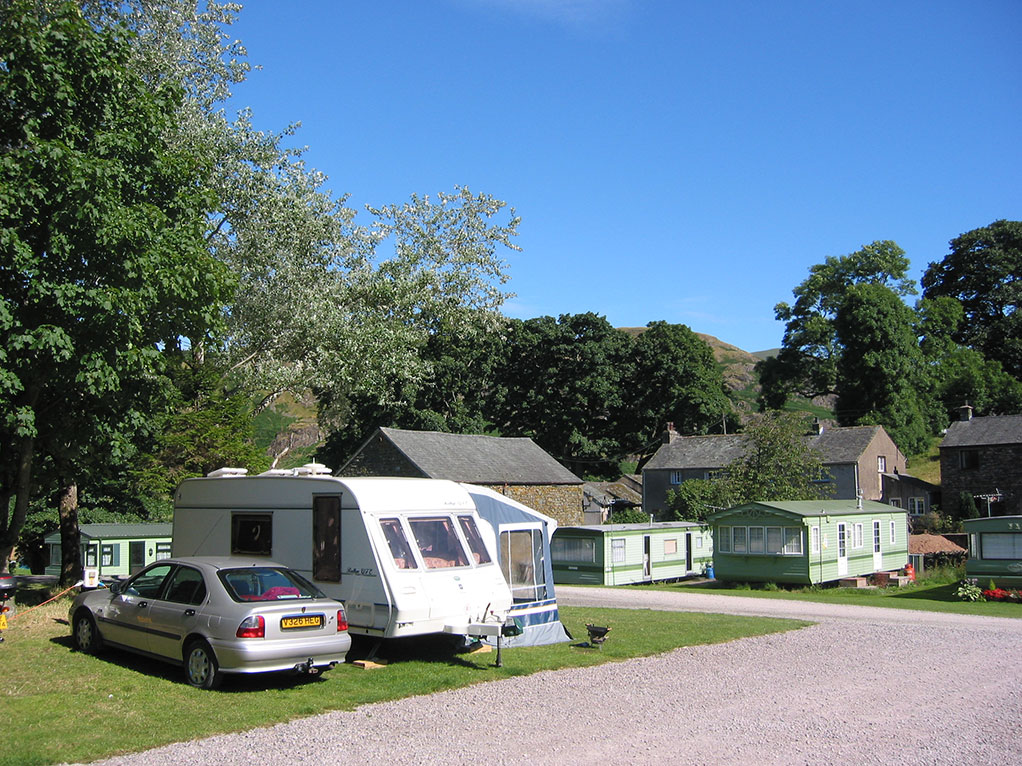 Touring and Motorhomes